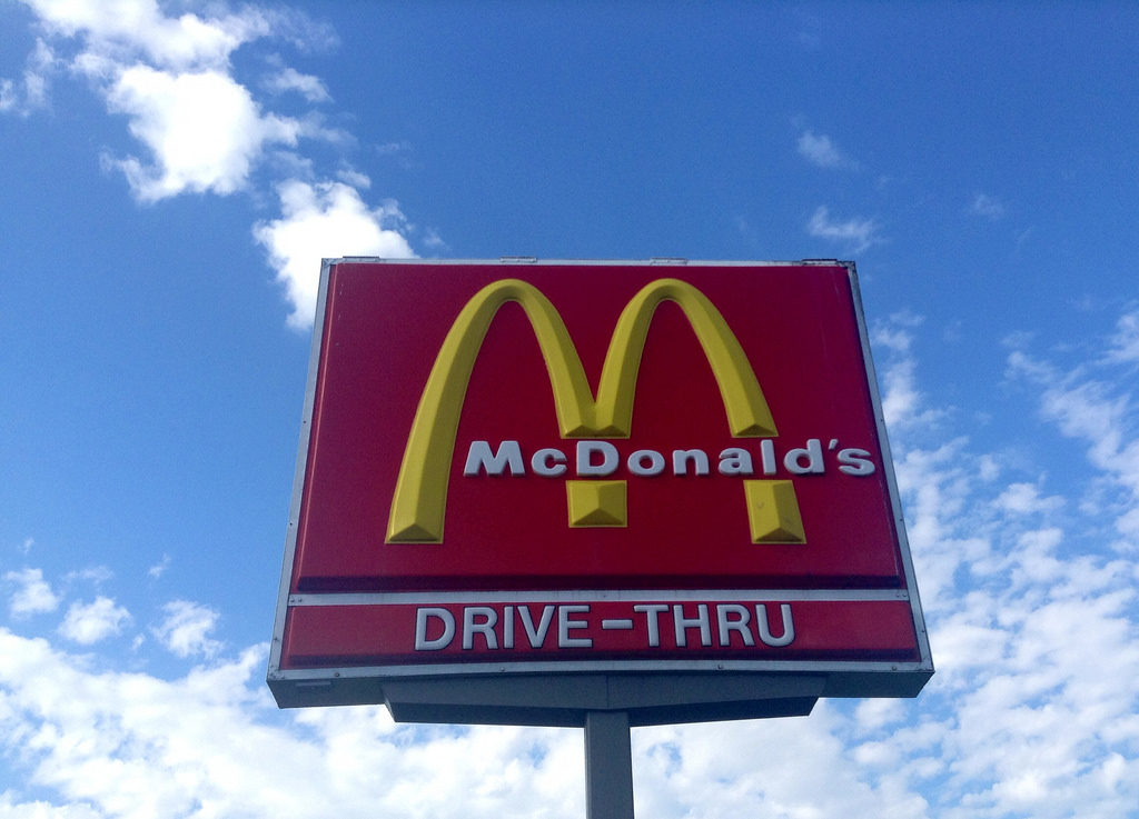 McDonald's carries out tests in preparation to reopen restaurants