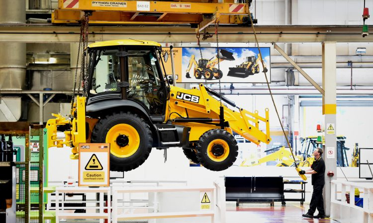 JCB workers to vote on new arrangements to avoid job losses