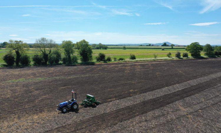 Hands Free Farm completes first major operation despite Covid delays