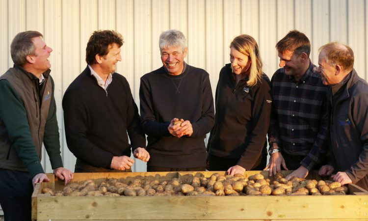 Strategic Potato Farm Scotland looks for solutions for the seed industry