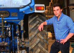 Students receive scholarship to support agri-tech goals