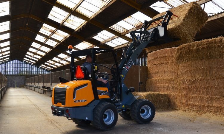 Tobroco-Giant replaces 'best-selling' wheel loader