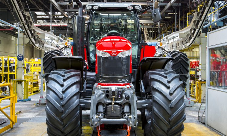 AGCO reports net sales of €1.76 billion for first 3 months