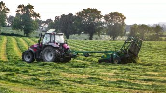 'Using dry NIRS is more accurate than conventional fresh sample testing' for silage