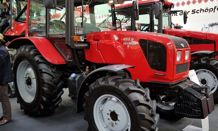 Belarus built 40,000 tractors in 2019…and sets sights on 50% increase by 2030