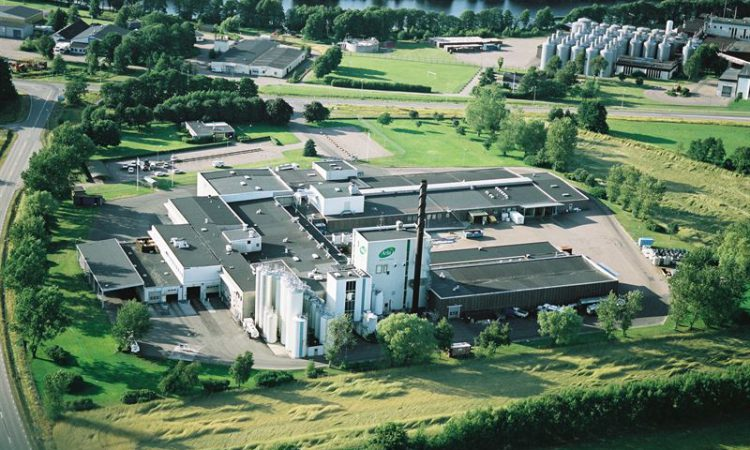 Arla installs sensor network in move to overhaul Swedish plant energy use