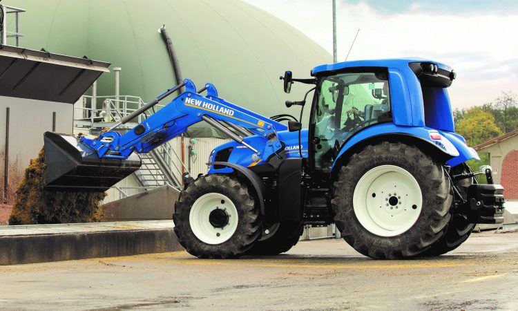 New Holland looks to future after hitting major milestone