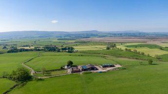 Attractive, compact and ring-fenced farm up for grabs in Stirlingshire