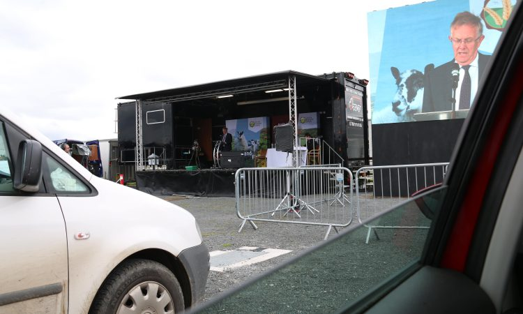 Live updates: UFU 'drive-in' AGM kicks off at Balmoral Park today