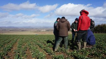 Soil discussion group drives sustainable change