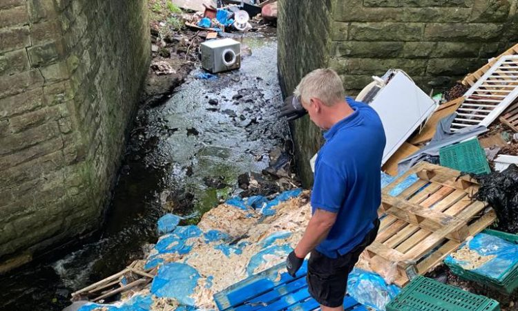 Rural bodies calls for Scottish government to clamp down on fly-tipping