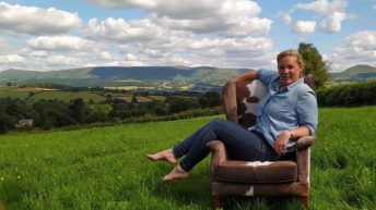 Welsh farmer to raffle off one-of-a-kind hide chair for RABI