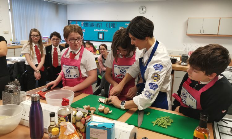 Applications open for QMS 'Scotch Kitchen in Schools' Meat Voucher scheme