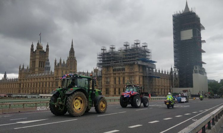 Second demonstration planned as controversial Agricultural Bill is finalised