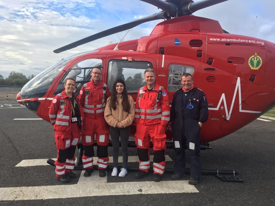 quad air ambulance ellie