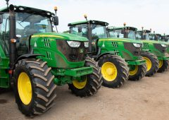 John Deere pulls out of all international shows in 2021