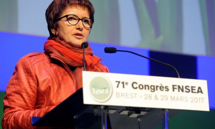 COPA elects Christiane Lambert as its new President
