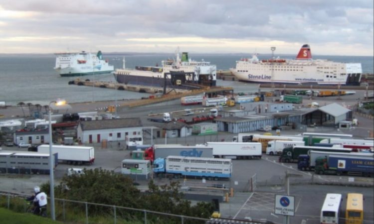 Delays in Irish and UK ports is 'putting trade and jobs at risk'