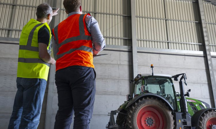 NFU reinforces advice for farmers on working safely at height