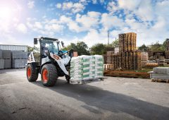 Pint-sized power: Bobcat enters wheel loader market