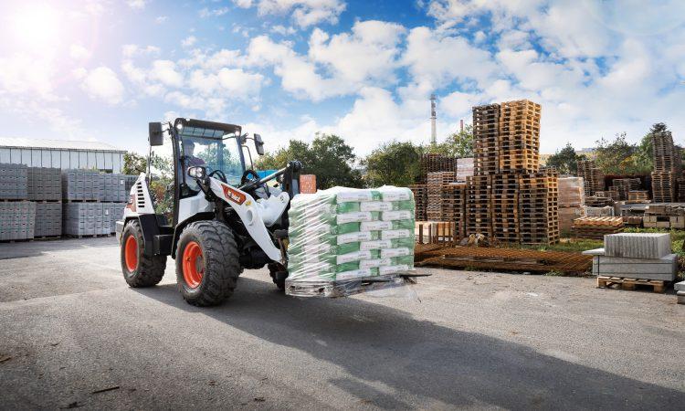 Pint-sized power: Bobcat enters wheel loader market