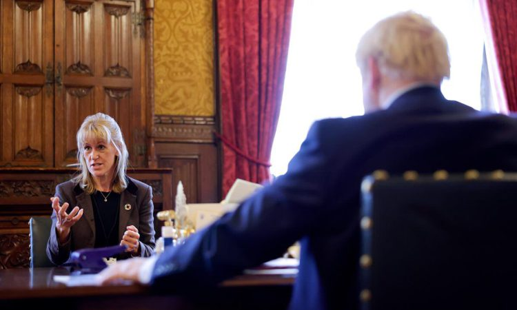 NFU president meets prime minister in wake of Agriculture Bill defeat