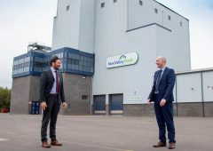 Fane Valley Feeds makes moves to reduce carbon emissions by 34%