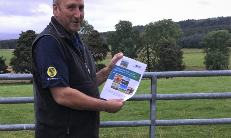 Support to LFA must be fully reinstated to £65 million from 2021 – NFUS