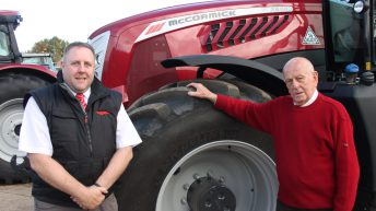 New McCormick dealer for east England