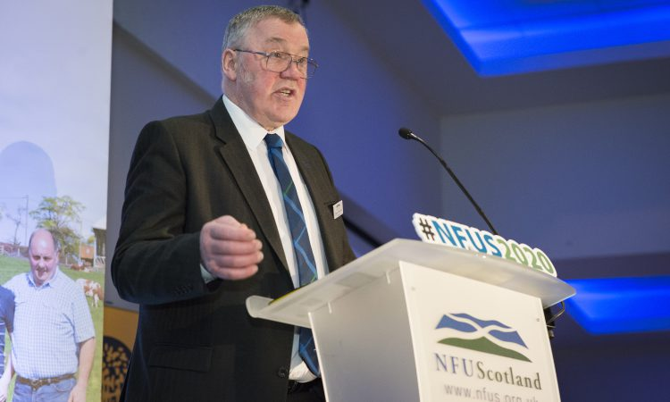 NFU Scotland calls for clear commitment to Scottish agriculture in spending review
