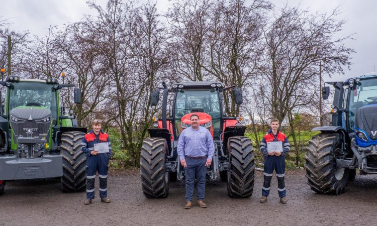 2020 Midlands Agricultural Engineering apprentice winners announced