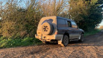 Hare coursers arrested following chase involving helicopter