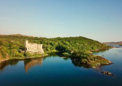 £1 million grant awarded for woodland creation scheme at Dunvegan Castle