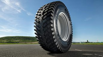 New agricultural tyres on the market from Michelin