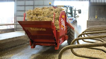 Straw shortage means farmers must be efficient with straw use over the winter months