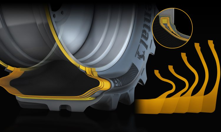 Continental launches new VF tyre in collaboration with ADAS and John Deere