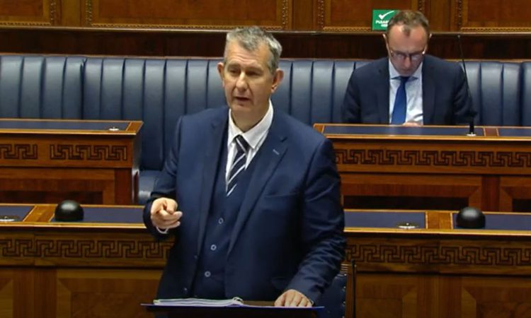 Northern Ireland Agriculture Minister diagnosed with cancer