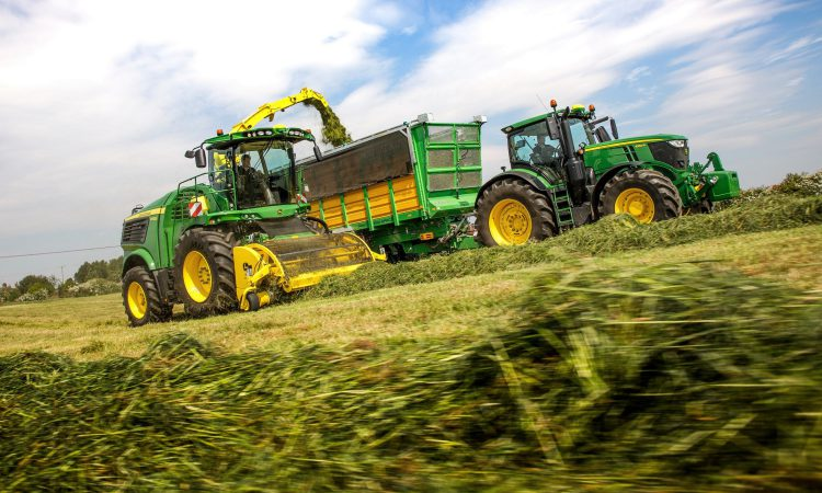 John Deere announces it will not attend Agritechnica 2021