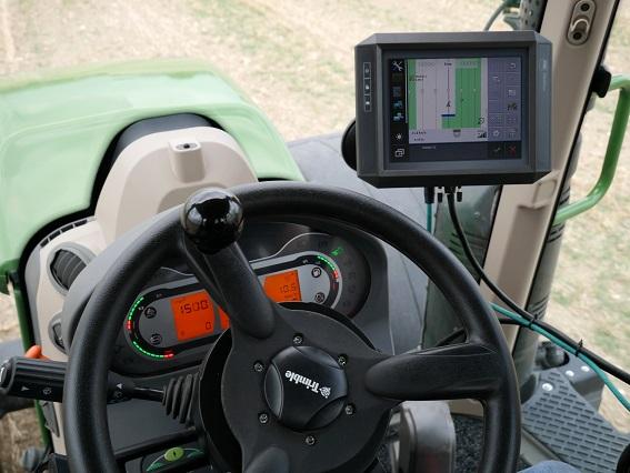 Trimble-Müller partnership boosts farm efficiencies