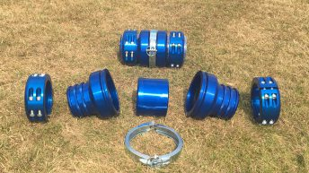 Tramspread extends its range with introduction of new shug couplings
