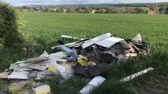NFU Scotland and SLE call for urgent action to be taken on fly-tipping