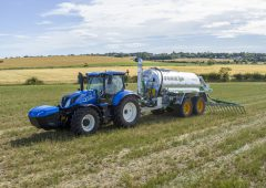 Video: Methane-powered tractor to enter New Holland range this year