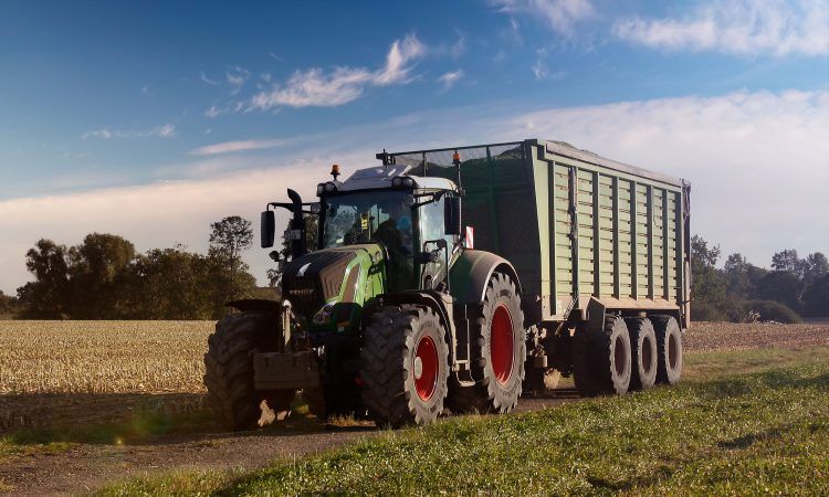 New Continental hybrid tyre ready for silage season