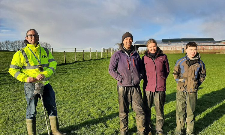NI farmers team up to launch innovative carbon project