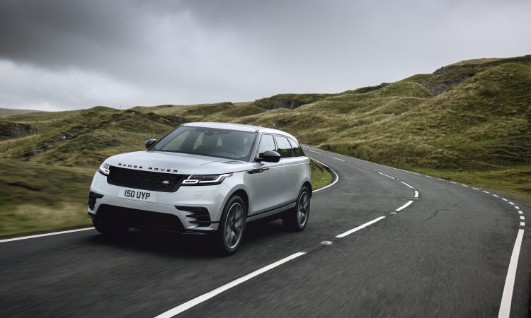 Land Rover to unveil 6 electric SUV models in next 5 years