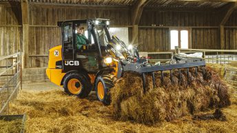 Small but mighty: JCB doubles power in new compact loader