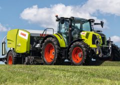 Touch of Claas: Arion 400 range given power boost makeover