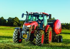 Pics: Kubota unveils its new M4 and M5 tractor ranges