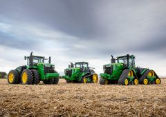 John Deere announces new 9R Series tractor range