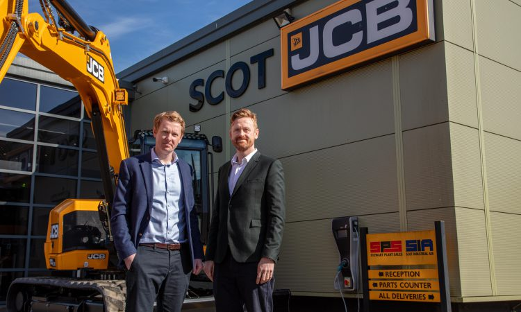 Scot JCB group launches new division to focus on its agri-customers